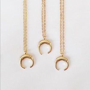 Brandy Melville Jewelry - carlo necklace